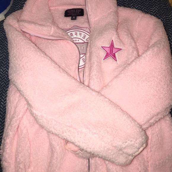 Jeffree Star Jackets & Blazers - Jeffree Star Sherpa jacket small